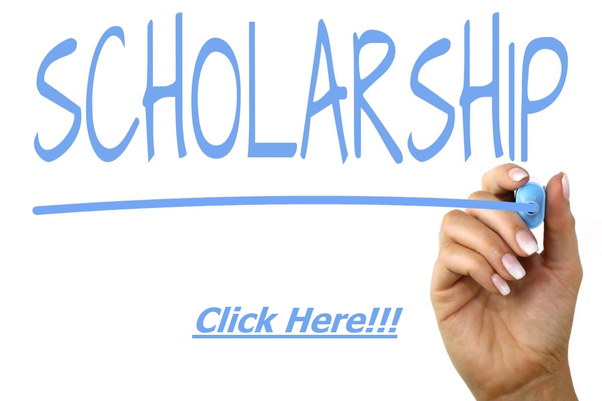 Click here for scholarship opportunities!!